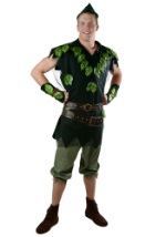 Mens Heroic Peter Pan Costume