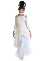 Womens Bride of Frankenstein Costume