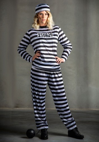 Female Prisoner Costume