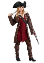 Womens Tortuga Pirate Costume