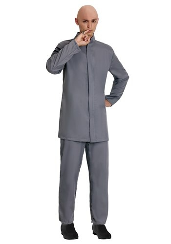 Deluxe Evil Doctor Grey 60s Suit