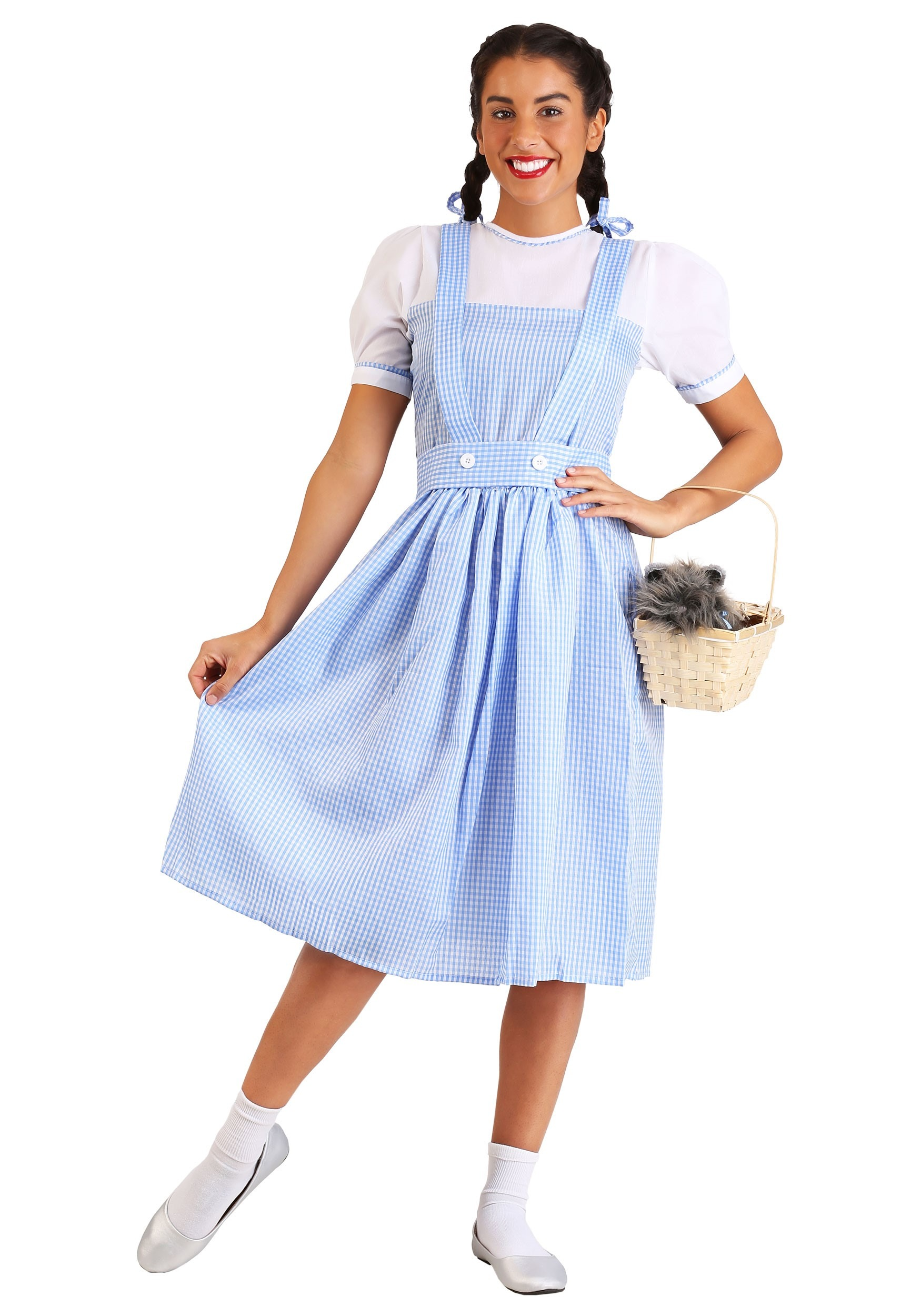Dorothy Teen Girl Costume  sc 1 st  Halloween Costume Ideas & Dorothy Teen Girl Costume - Halloween Costumes Wizard of Oz Dorothy
