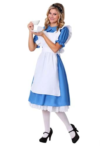 Deluxe Adult Alice Dress