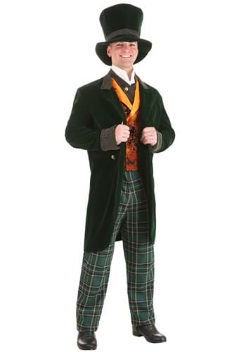 Mad Hatter Deluxe Costume