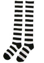 Wicked Striped Socks