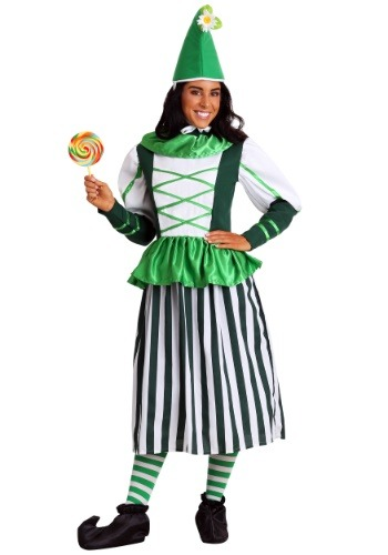 Plus Size Select Munchkin Woman Costume