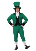 Plus Lucky Leprechaun Costume