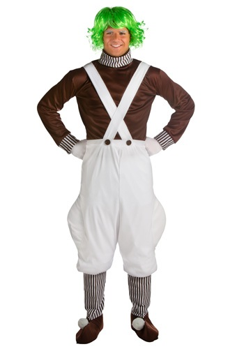 Plus Size Chocolate River Skipper Costume