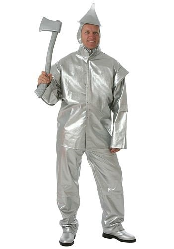 Men's Tin Man Costume