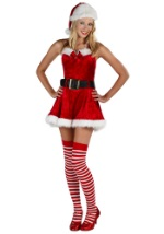 Plus Size Mistletoe Hottie Costume