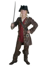 Girls Teen Pillaging Pirate Costume