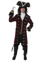 Boys Teen Captain Hook Costume