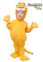 Toddler Garfield the Cat Costume