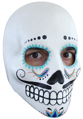 Day of the Dead Calavera Catrina Mask