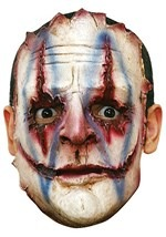 Scary Killer Clown Mask