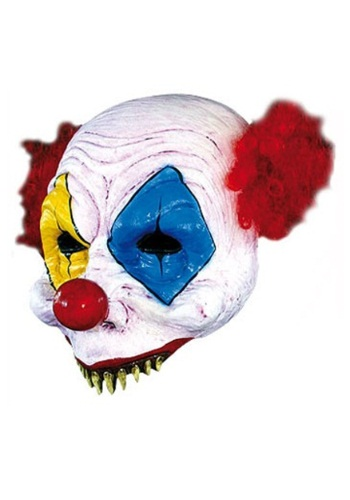 Latex Scary Clown Mask