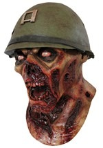 Zombie Army Captain Mask