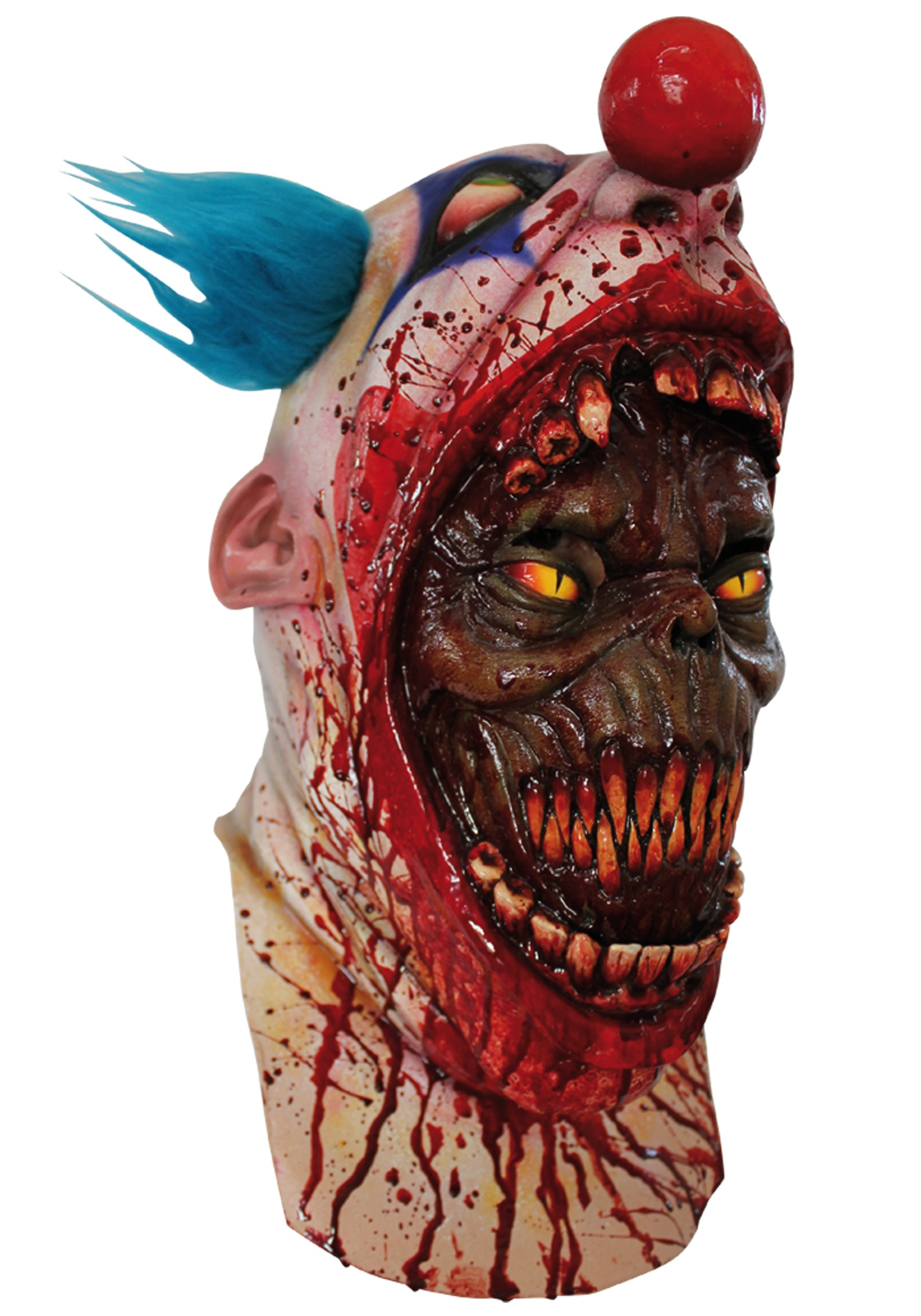 fear of clowns mask scary clown costume ideas. Black Bedroom Furniture Sets. Home Design Ideas