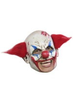 Evil Clown Deluxe Mask