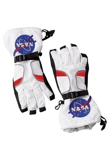 Kids Astronaut NASA Gloves