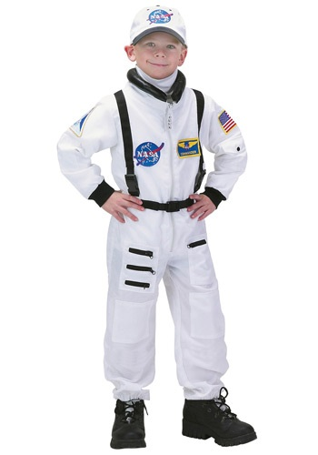 Kids Astronaut NASA Costume