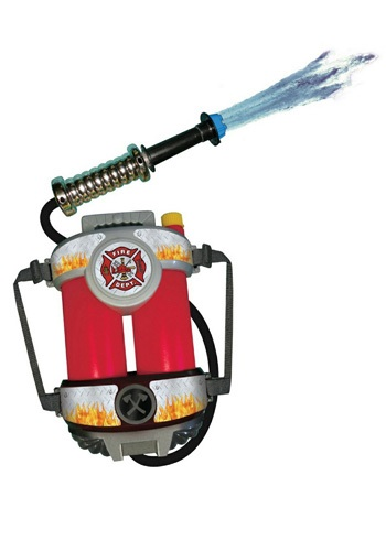 Fire Hose Backpack