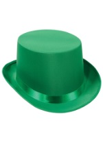 Formal Green Top Hat