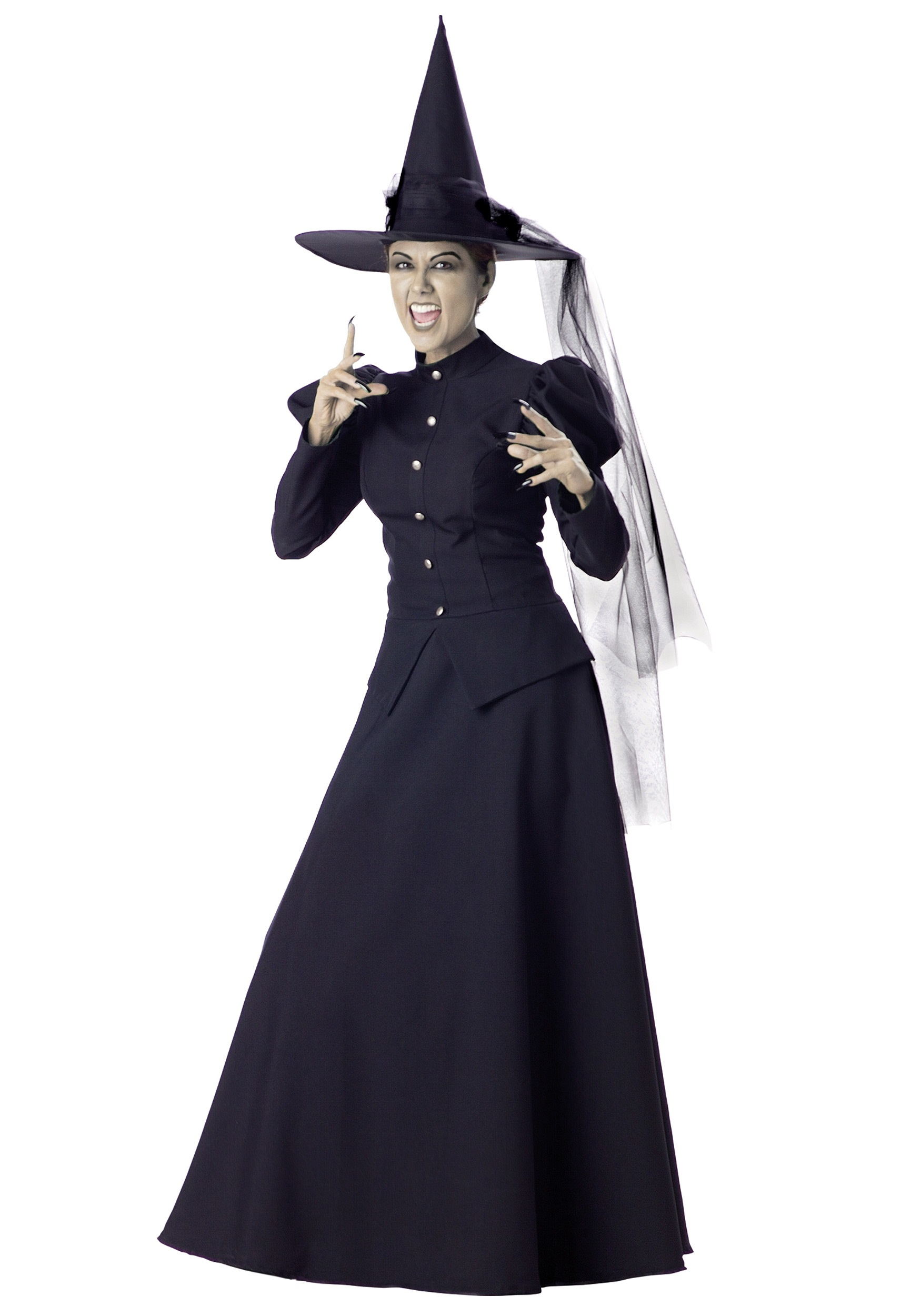 Witch Costumes - Classic Costume Ideas