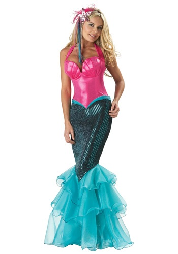 Elite Sexy Mermaid Costume