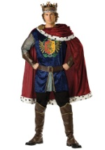 Mens Benevolent King Costume