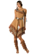 Sexy American Native Costume