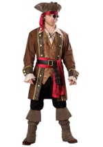 Captain Swashbuckling Pirate Costume