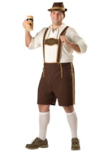 Plus Size German Costume