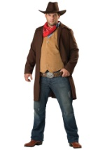 Plus Size Rawhide Wild West Costume