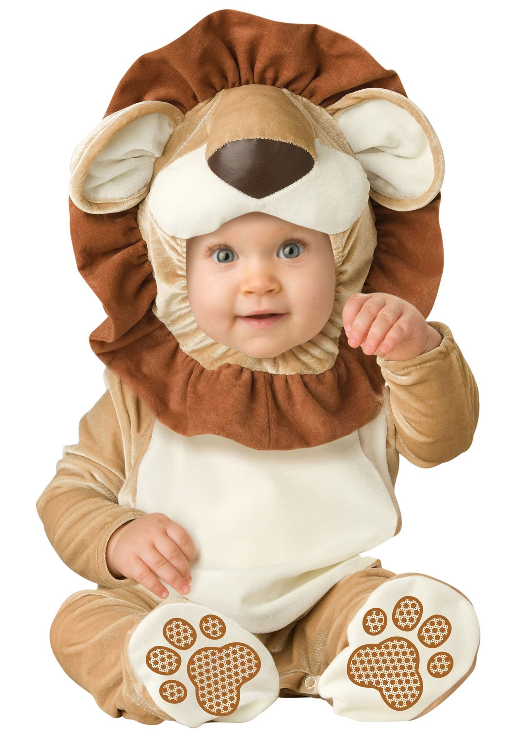 1e613fa52 Baby Lil Lion Costume - Toddler Animal and Bug Halloween Costumes