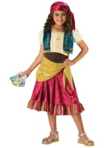 Bohemian Gypsy Girl Costume