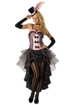 Ladies Burlesque Dancer Costume