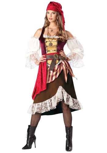 Authentic Deckhand Darlin' Pirate Costume