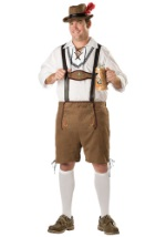 Mens Plus Size Oktoberfest Costume