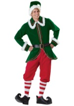 Mens Christmas Elf Costume