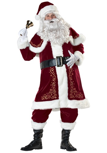 Jolly Old Saint Nicholas Costume