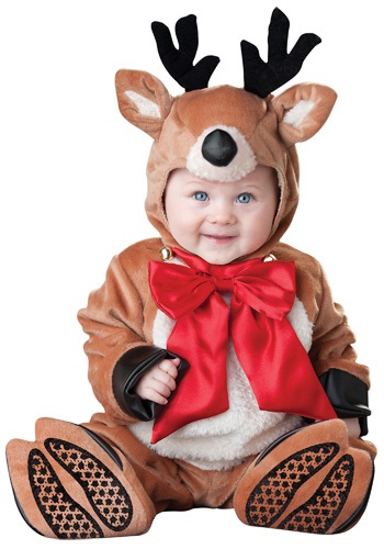 Tiny Reindeer Costume