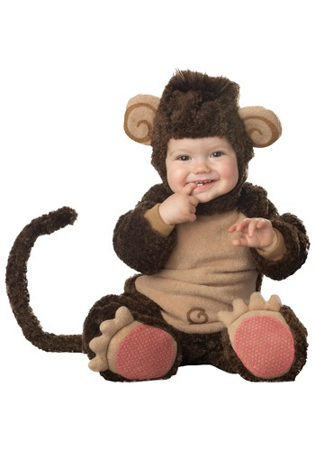 Baby Jungle Monkey Costume