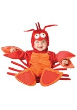 Infant Lovable Lobster Costume