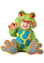 Infant Lil Froggy Costume
