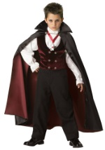 Boys Elite Vampire Costume
