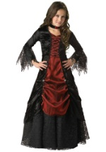 Gothic Girls Vampire Costume
