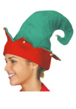 North Pole Elf Hat