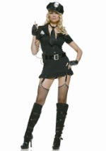 Sexy Dirty Police Officer Costume