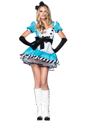 Sexy Charming Alice Costume